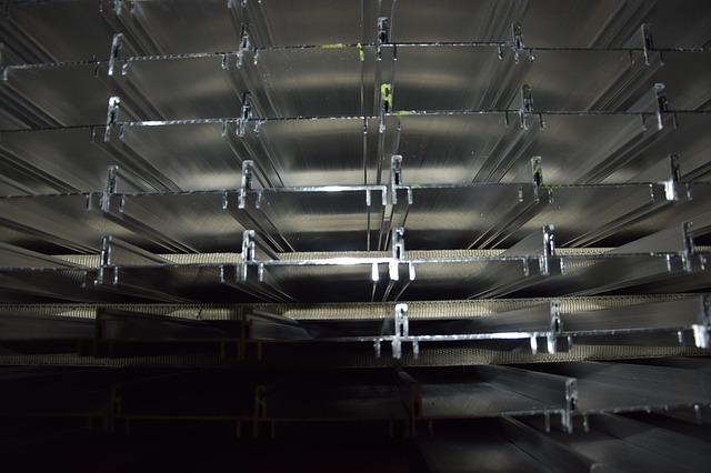 Profile aluminiowe do poliwęglanu